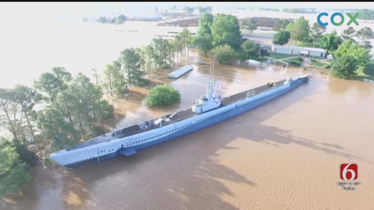 Fundraiser Started To Help Restore USS Batfish After Flooding