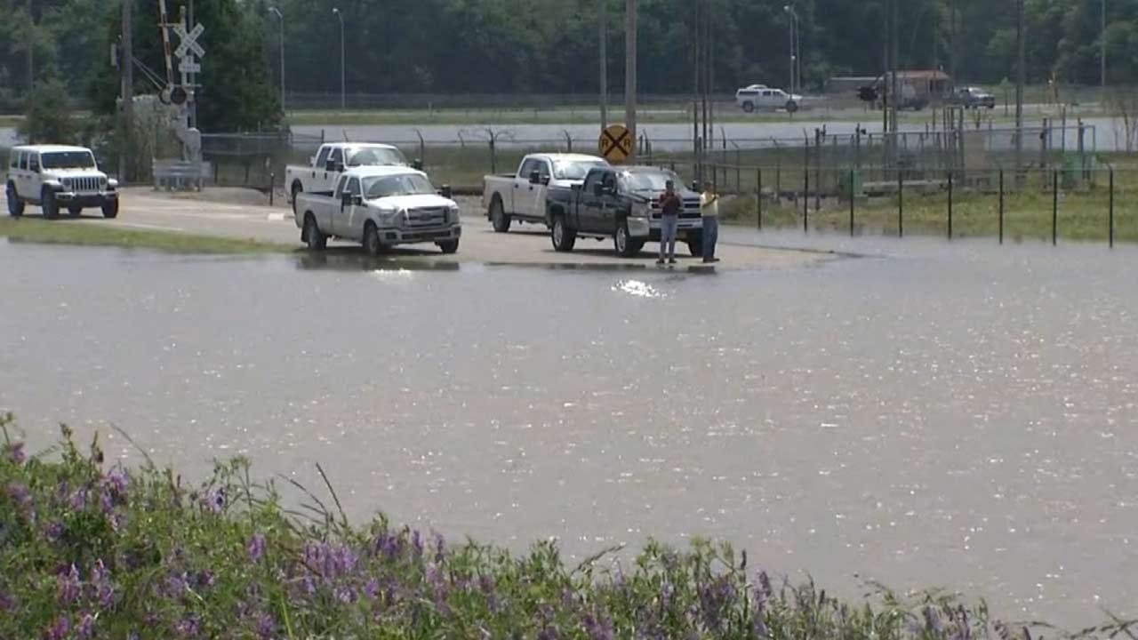 Wagoner County Calls For Voluntary Evacuations Near Arkansas, Verdigris Rivers