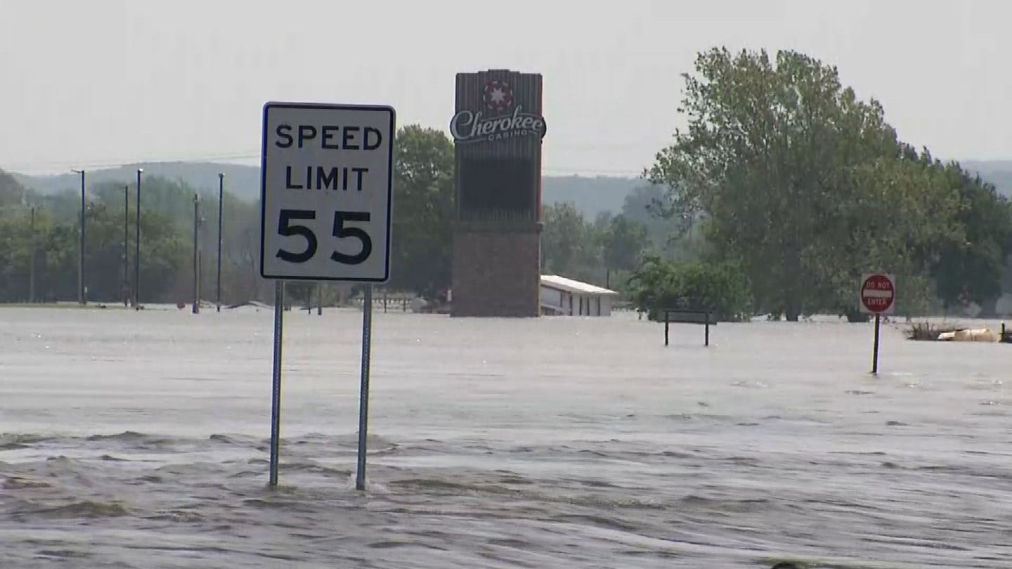 Federal Assistance Granted For Oklahoma Flood Victims