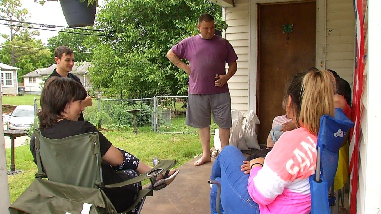 Some Tulsa Residents Choosing To Stay Put Despite Flood Risks