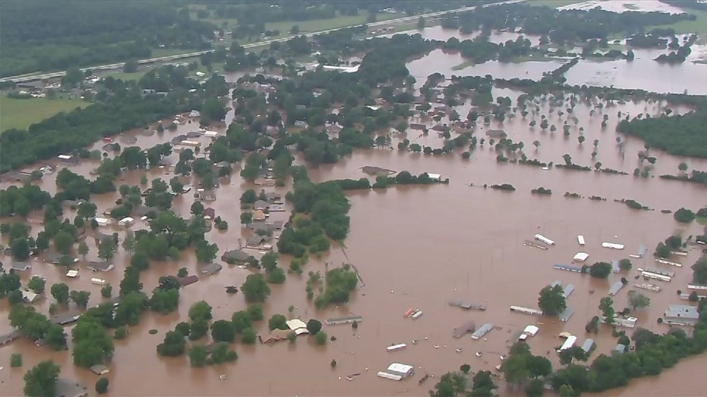 Weather, Flooding Updates: OHP Announces Latest Road Closures