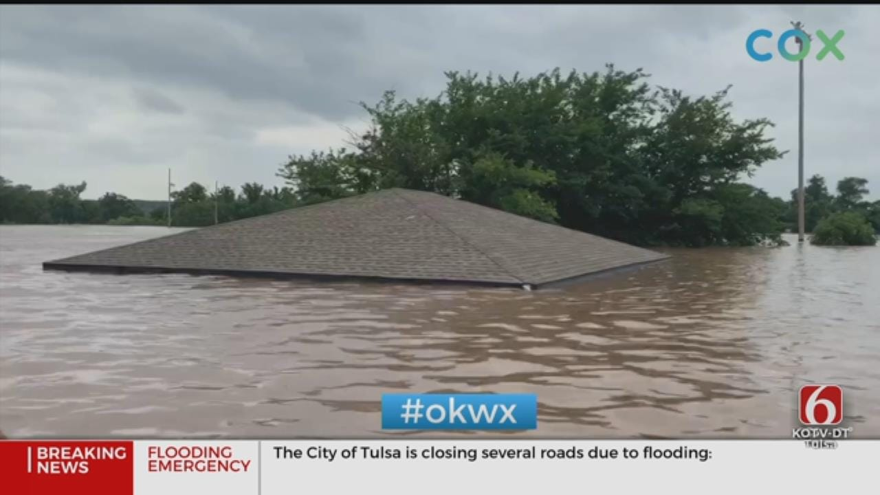 Monitoring Continues; Officials Ask People To Stay Away From Levees