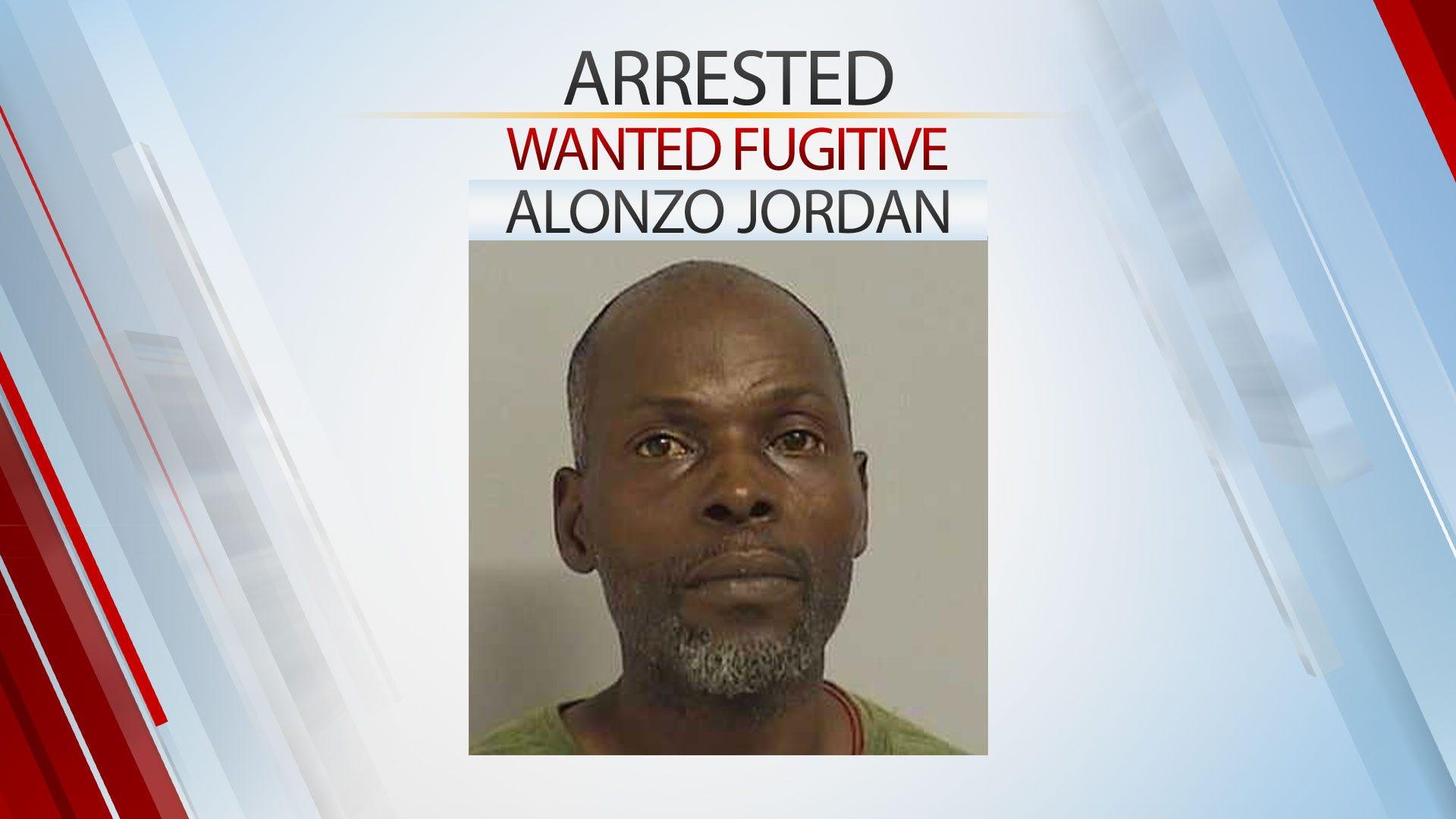 Tulsa Police Arrest Wanted Fugitive