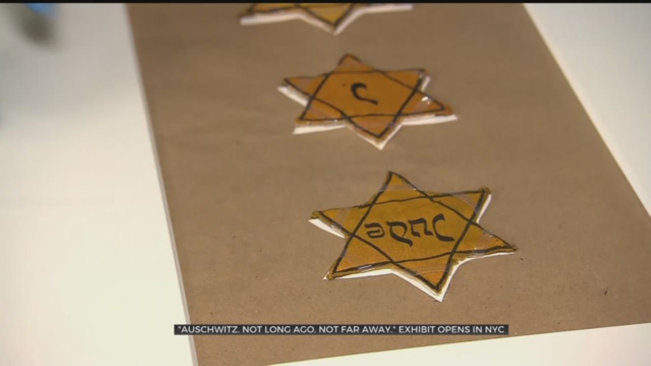 Auschwitz Exhibit Reveals Brutal Window Into The Holocaust