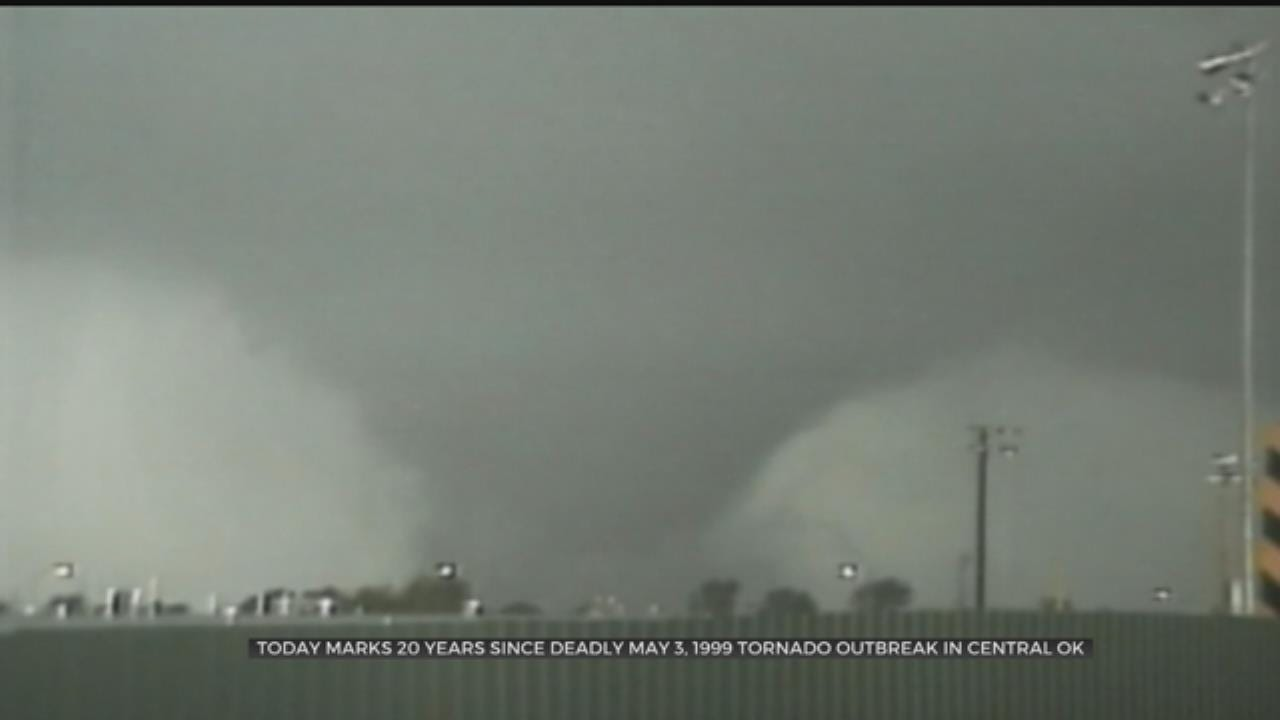 Looking Back: 20 Years Since Deadly May 3, 1999 Tornado Outbreak