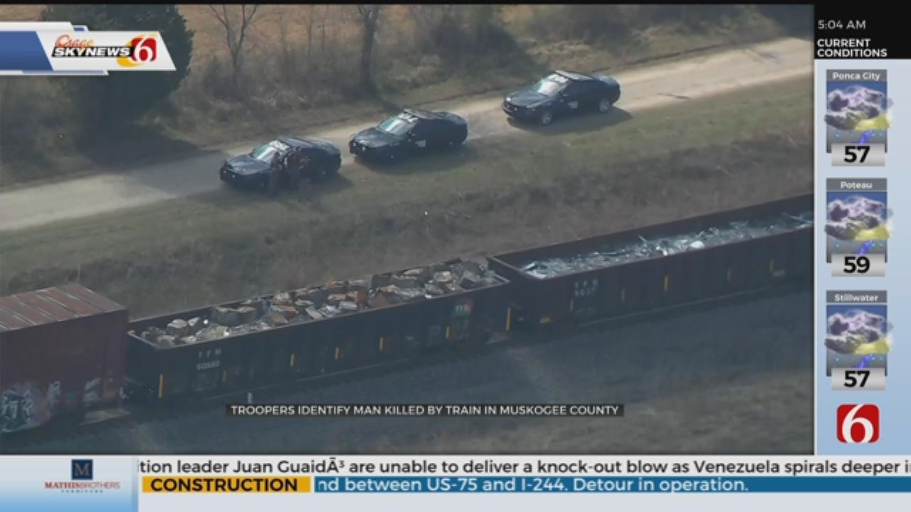 Man Killed By Train In Oktaha Identified