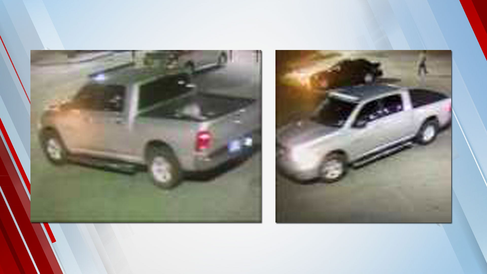 Tulsa SVU Detectives Search For Suspect Vehicle In Rape Case