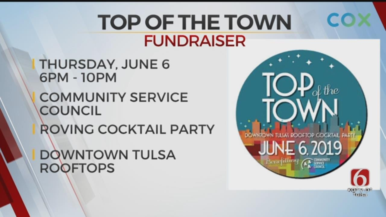 Go To The 'Top Of The Town' With Community Service Council