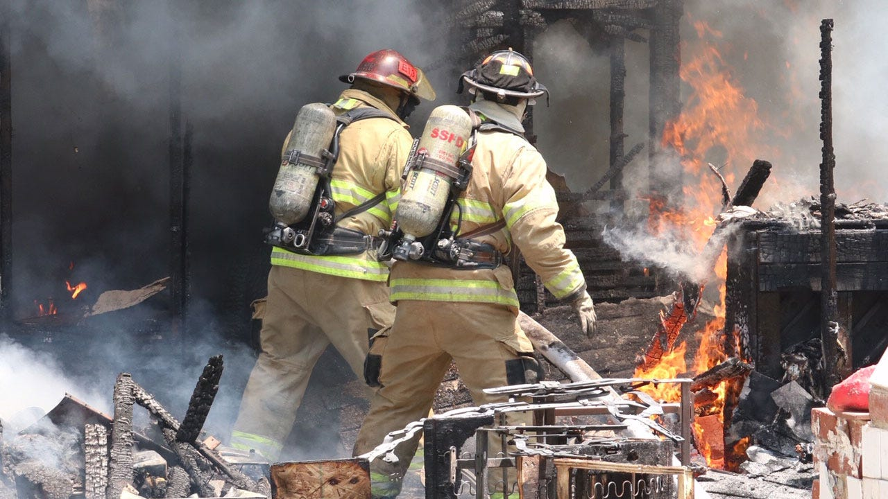 At Least 7 Dogs Dead In Sand Springs House Fire