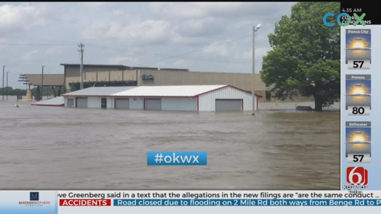 Muskogee County Holds Job Fair To Help Those Impacted by Flooding