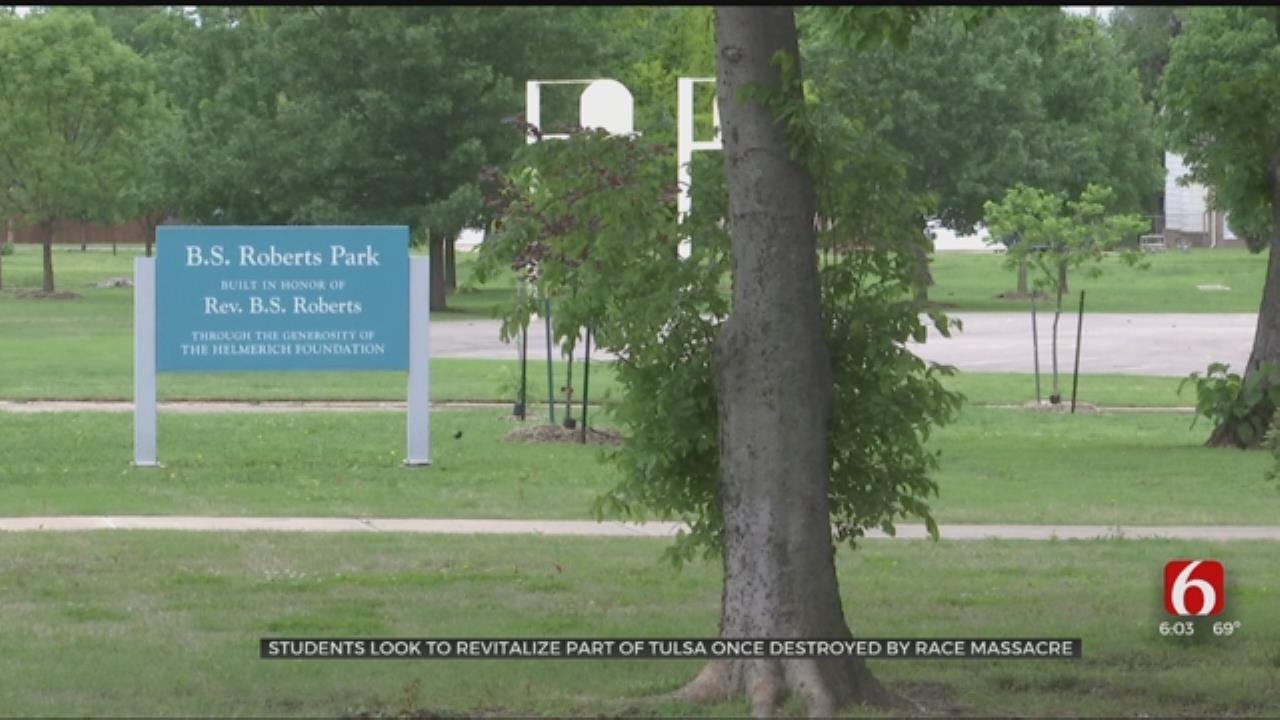 OU Urban Design Group Helps Tulsa Community Renovate Historic Area