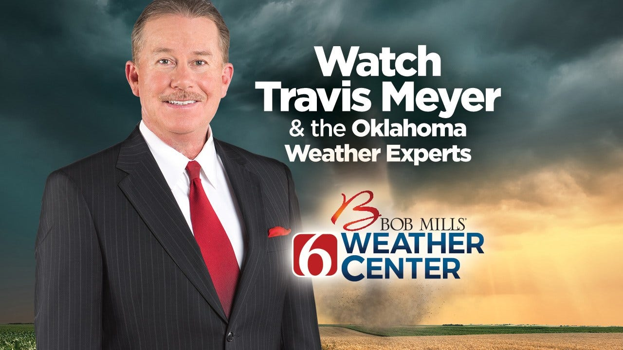News On 6 Debuts Bob Mills Weather Center