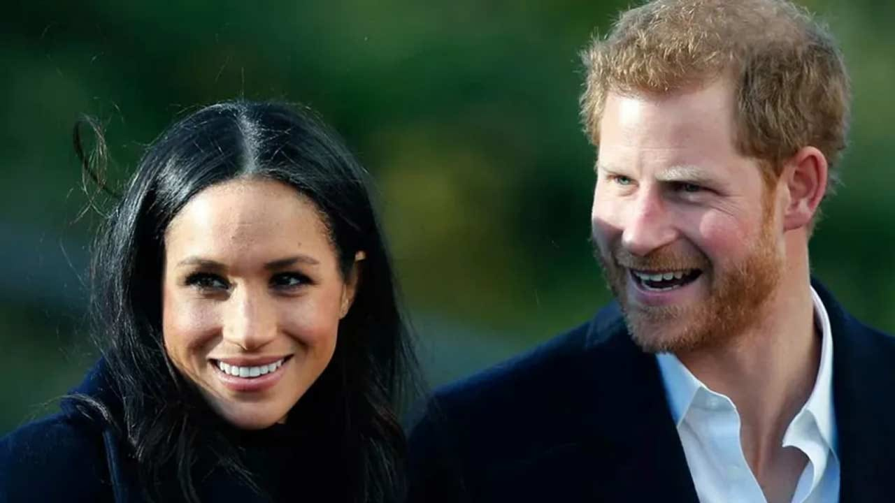 Prince Harry, Meghan Markle Welcome Baby Boy