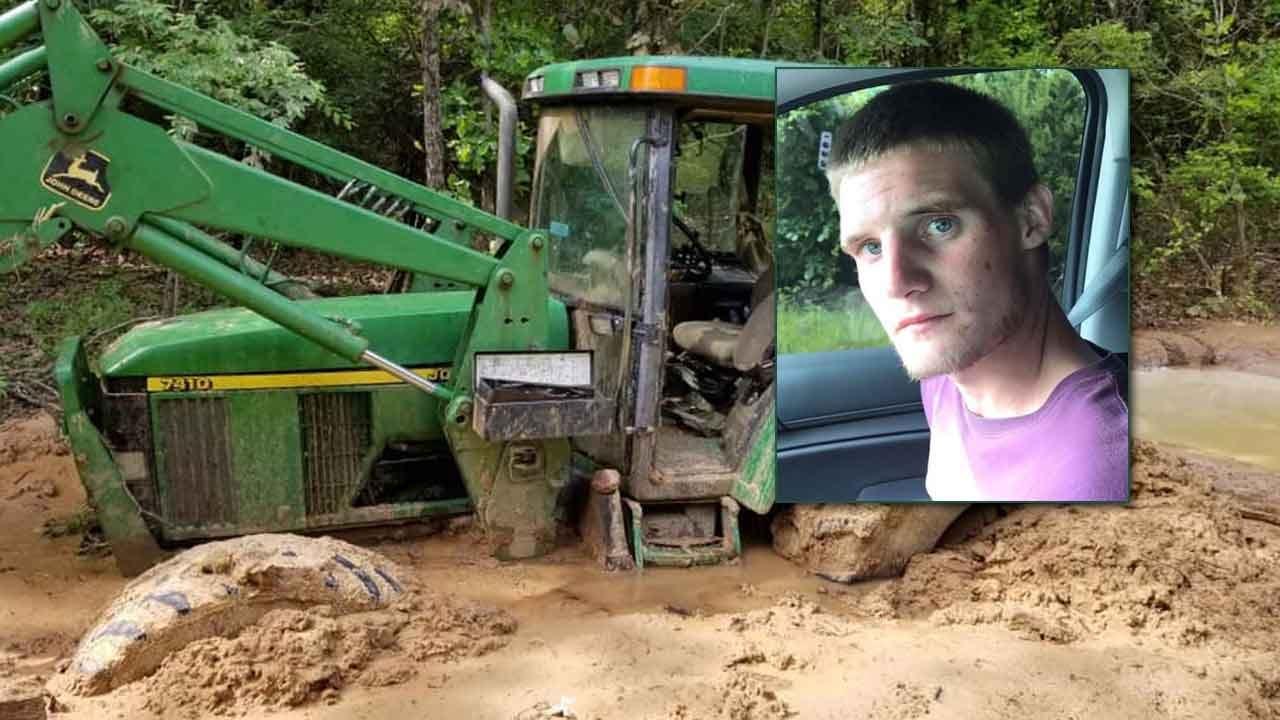 Haskell County Deputies Recover Stolen Tractor, Make Arrest