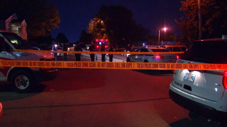 Tulsa Police Investigating Stabbing Homicide At Brighton Apartments