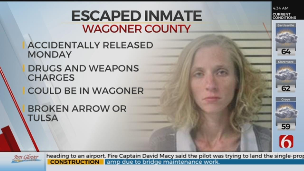 Two Sheriff's Offices Search For Missing Inmates