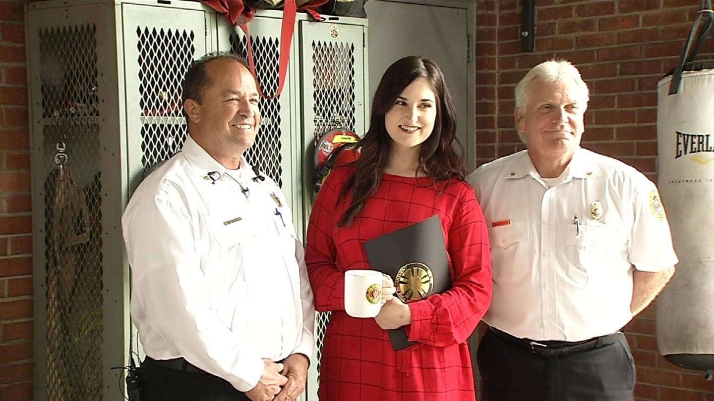 Tulsa Fire Department Honors 2 Good Samaritans