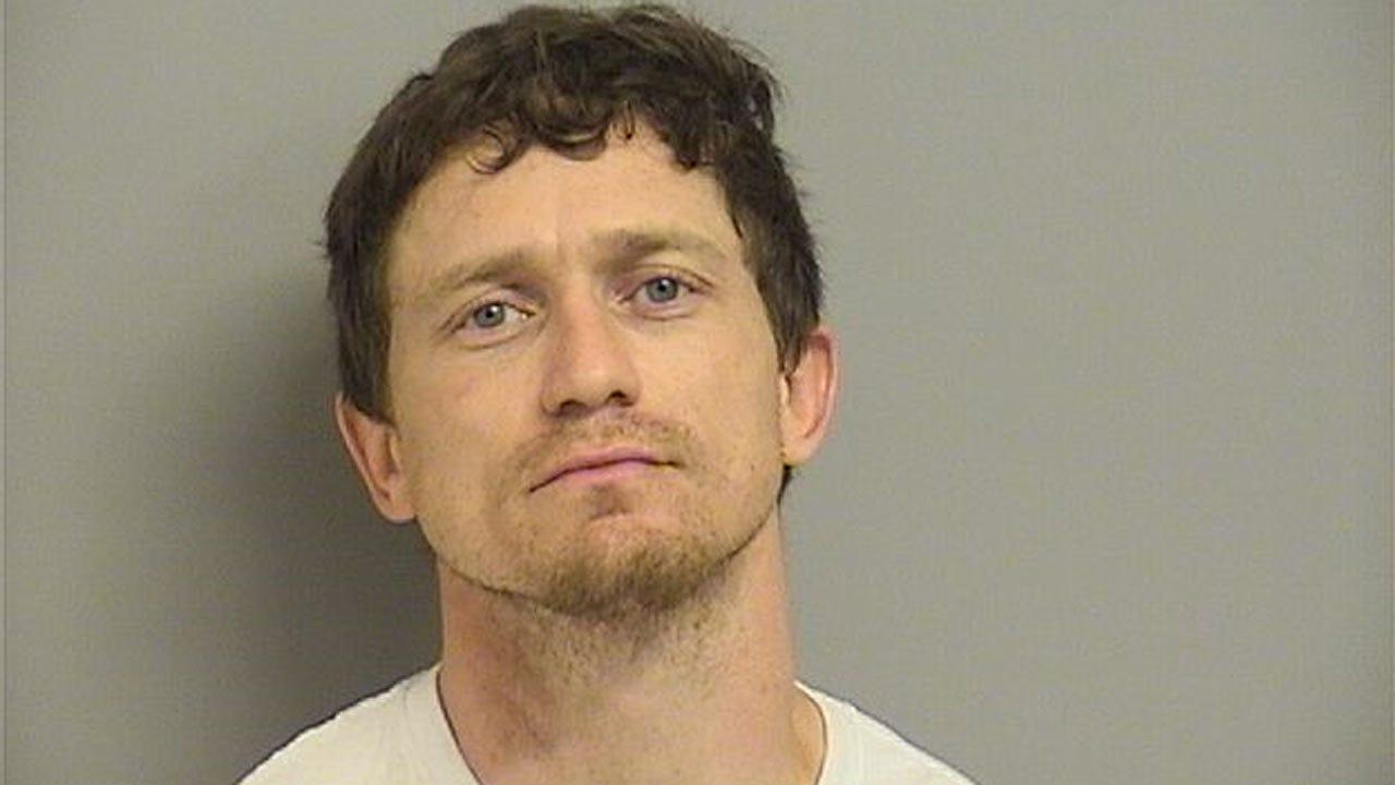 Tulsa Police: Domestic Abuse Suspect Tried To Escape Through The Attic