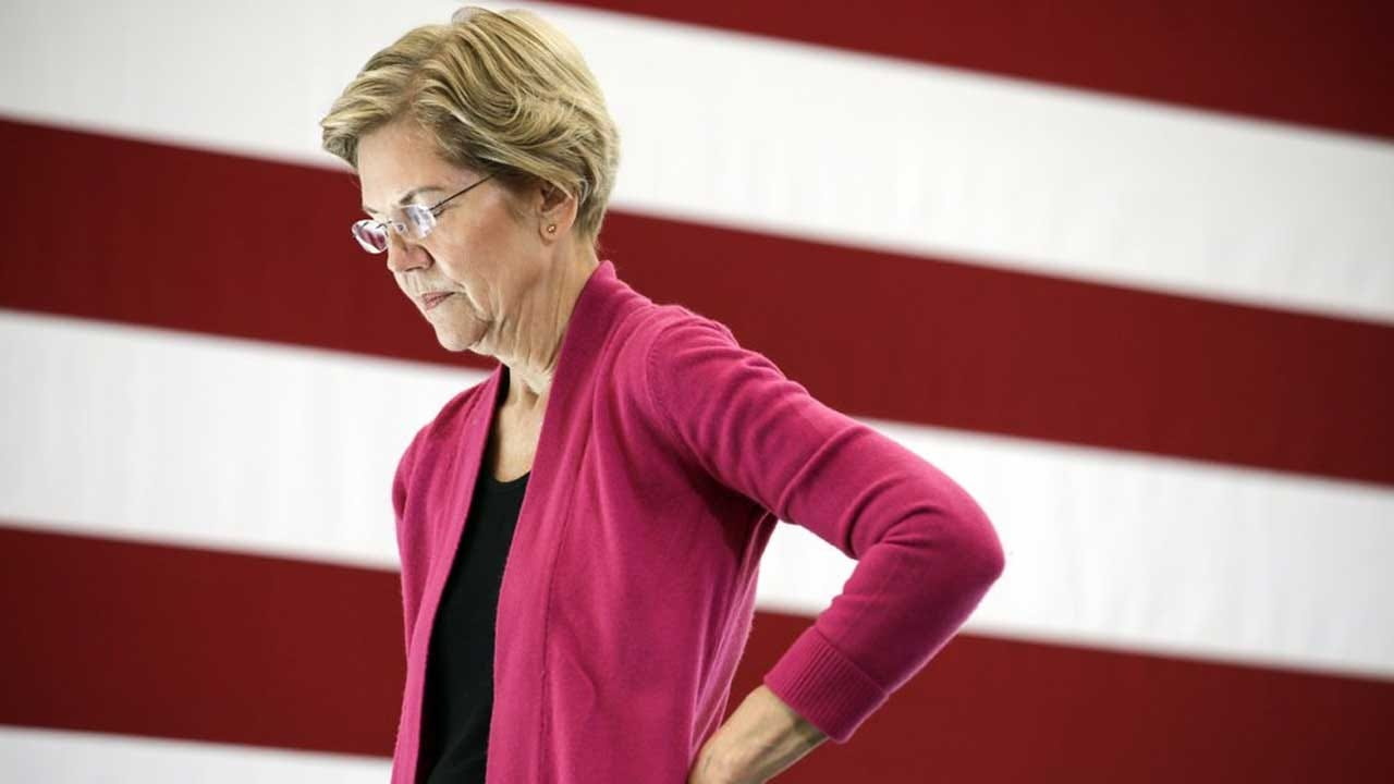 Elizabeth Warren Drops Out Of Presidential Race After Disappointing Super Tuesday Finish