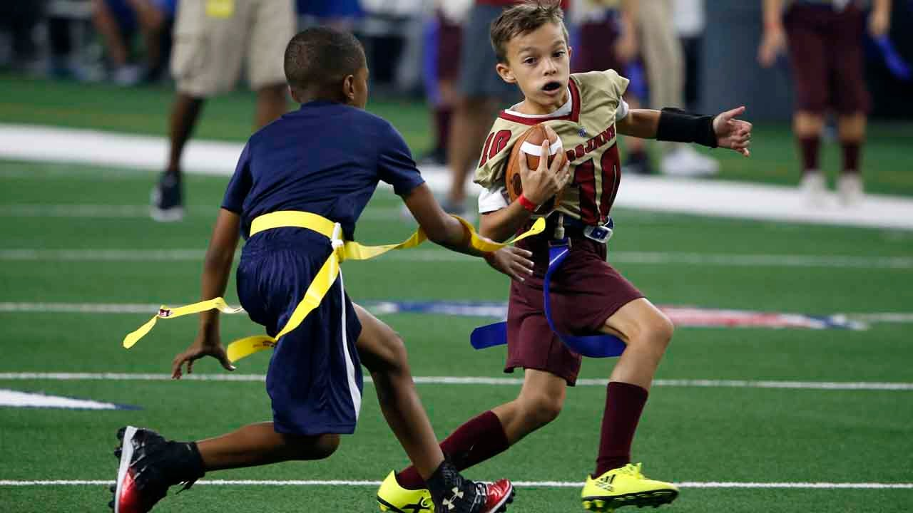 Virginia Tech Releases Flag Football Headgear Ratings