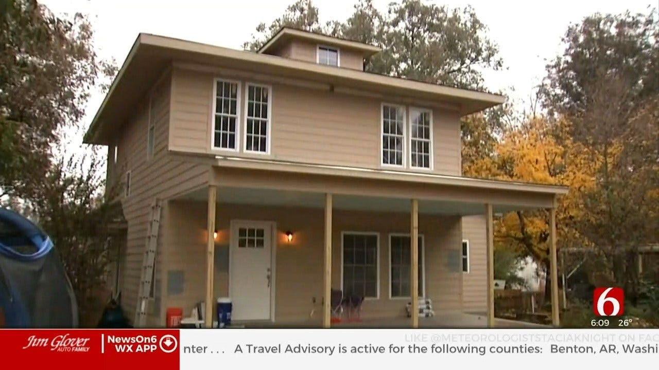 Bristow Family Closer To Livable Home After Community Help