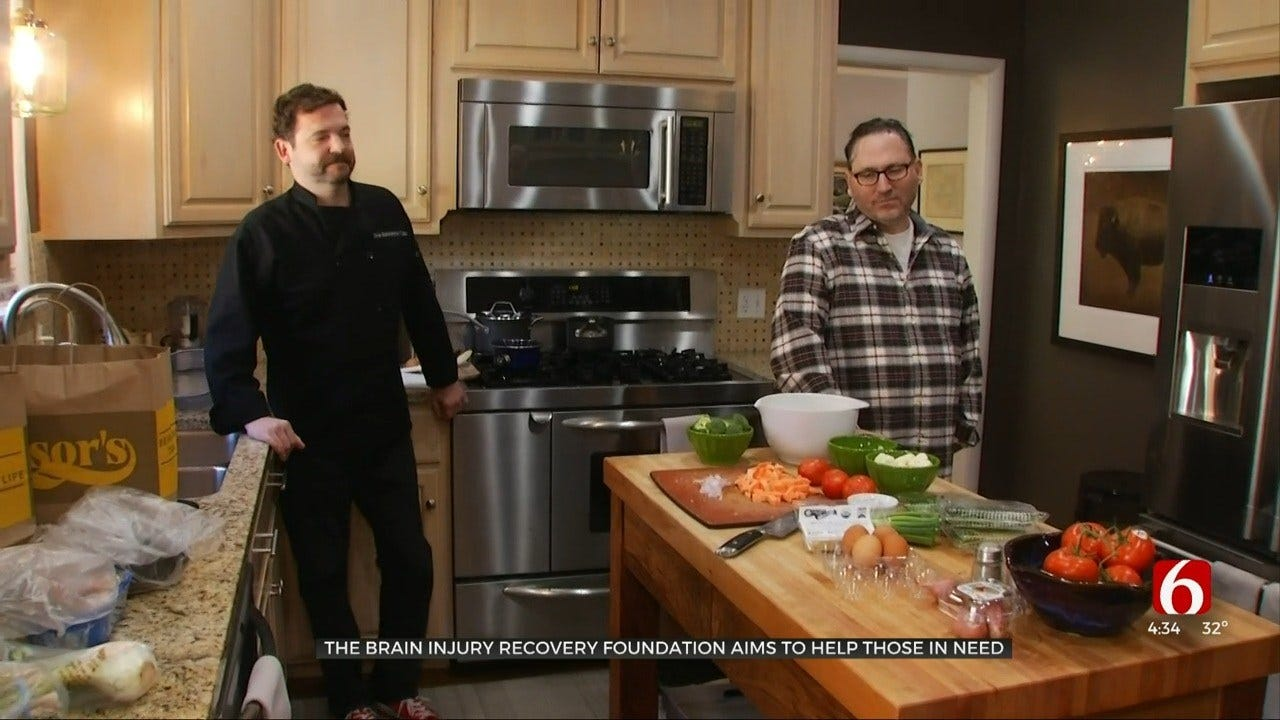 Oklahoma Brain Injury Recovery Foundation Aims To Help Those In Need