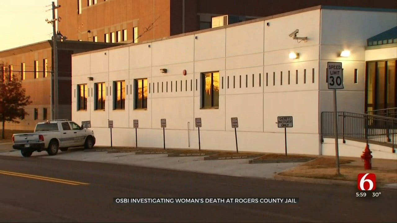 Rogers Co. Sheriff's Office, OSBI Investigate Death Of Inmate