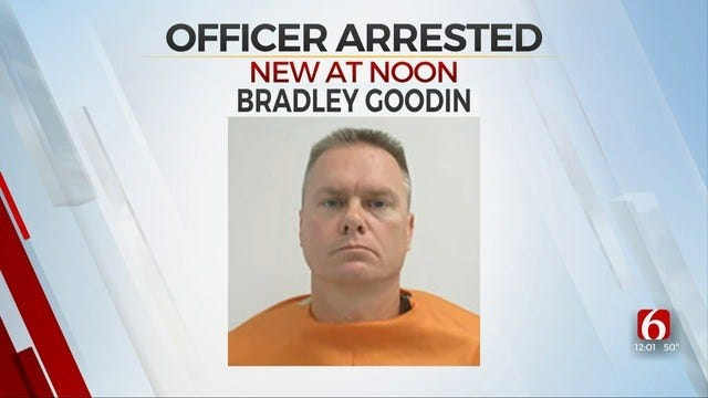 Bristow Police Officer Arrested On Child Sex Abuse Counts