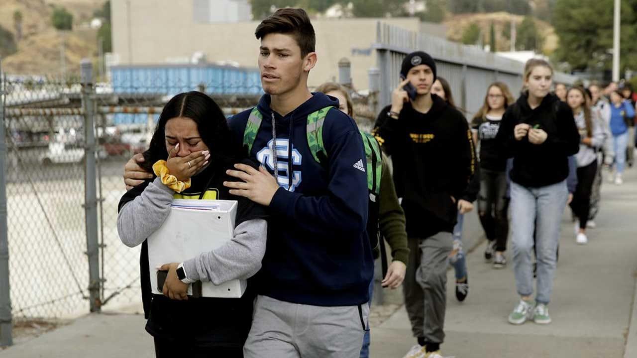 Southern California High School Shooter Dies