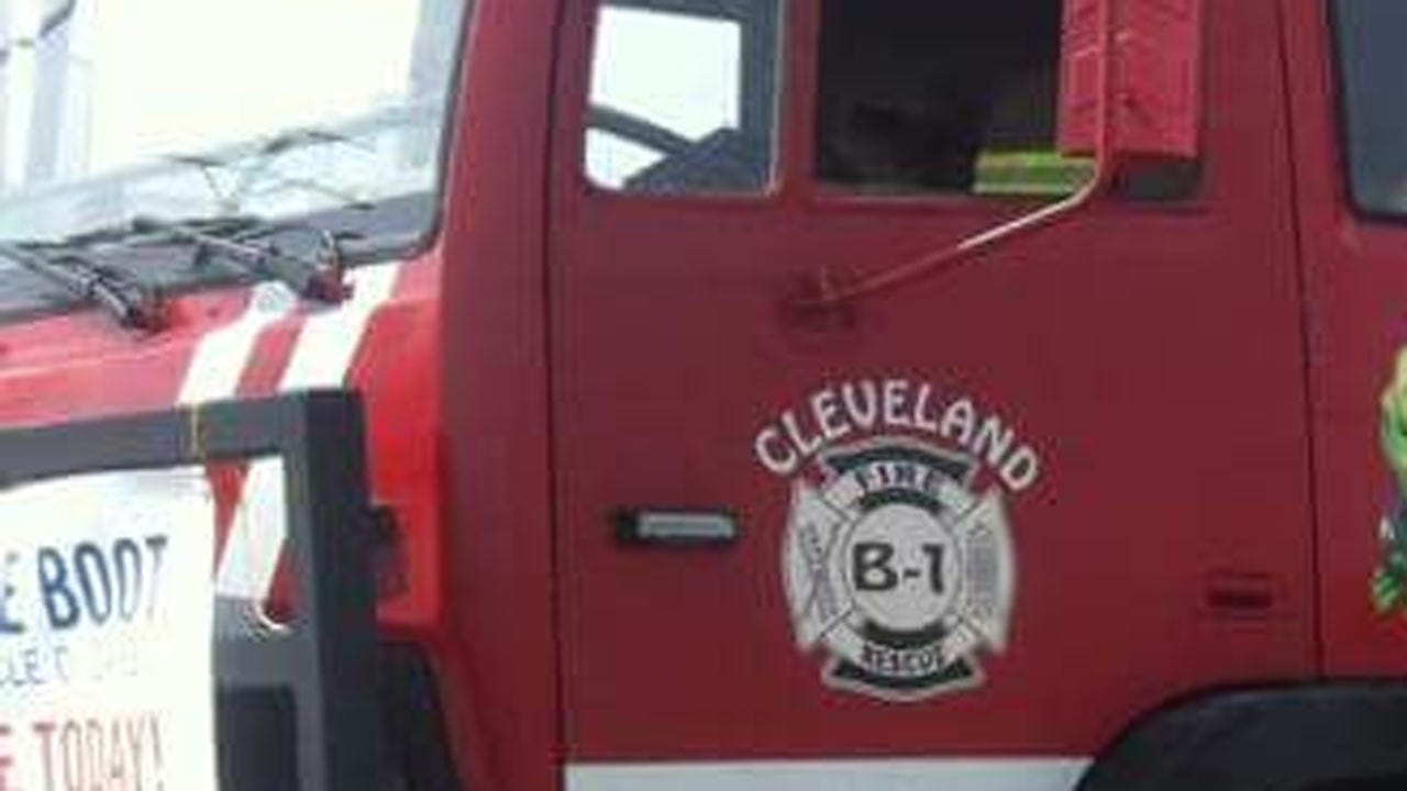 Cleveland Firefighter Fired, Accused Of Leaking Confidential Information