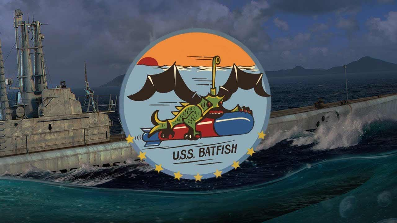 Online Game 'World Of Warships' Launches Fundraiser For Muskogee's USS Batfish