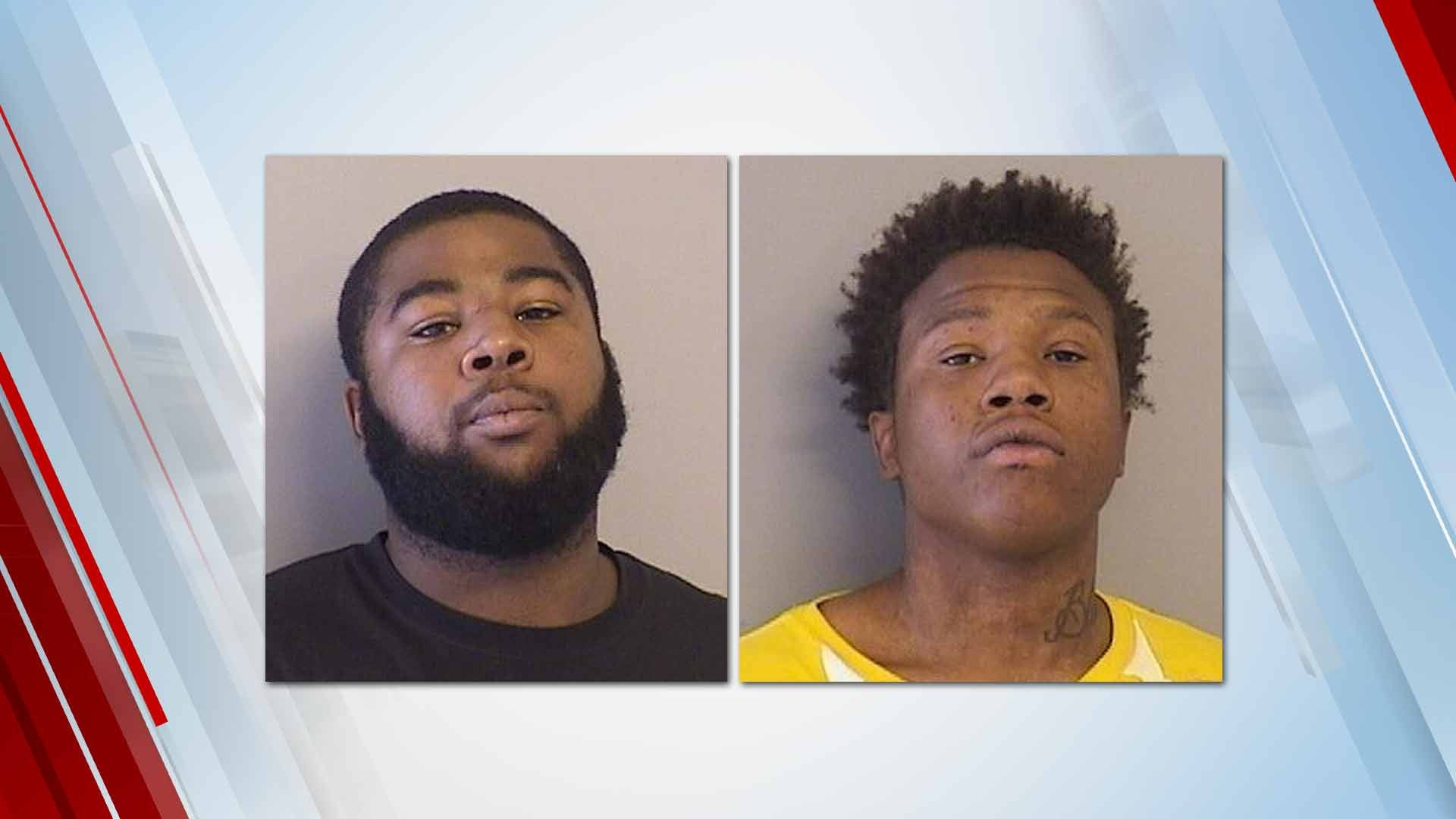 2 Men Charged After Tulsa Man Found Dead In His Apartment