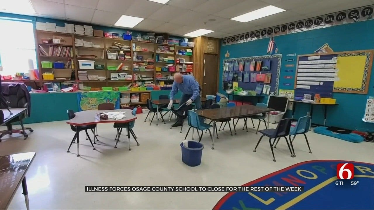 Anderson Public School Closes Temporarily Due To Outbreak Of Stomach Virus