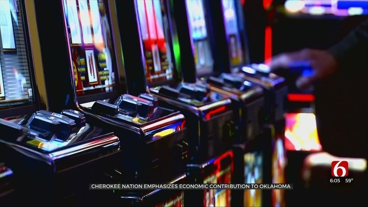 Cherokee Nation Emphasizes Economic Contribution To Oklahoma