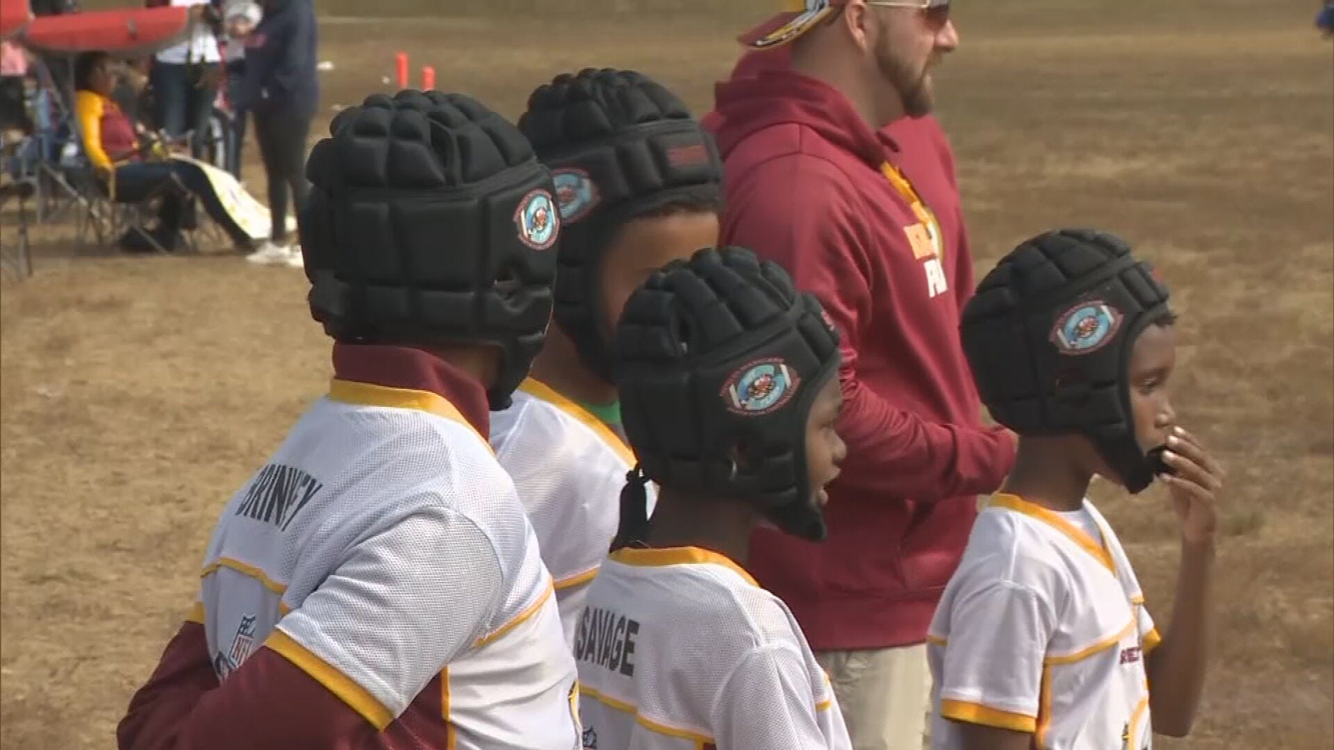Flag Football Programs Adding Helmets To Fight Concussions