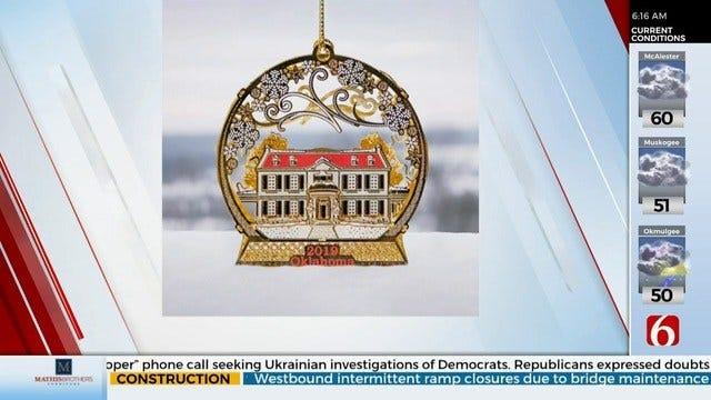 Oklahoma 2019 Holiday Ornament Announced
