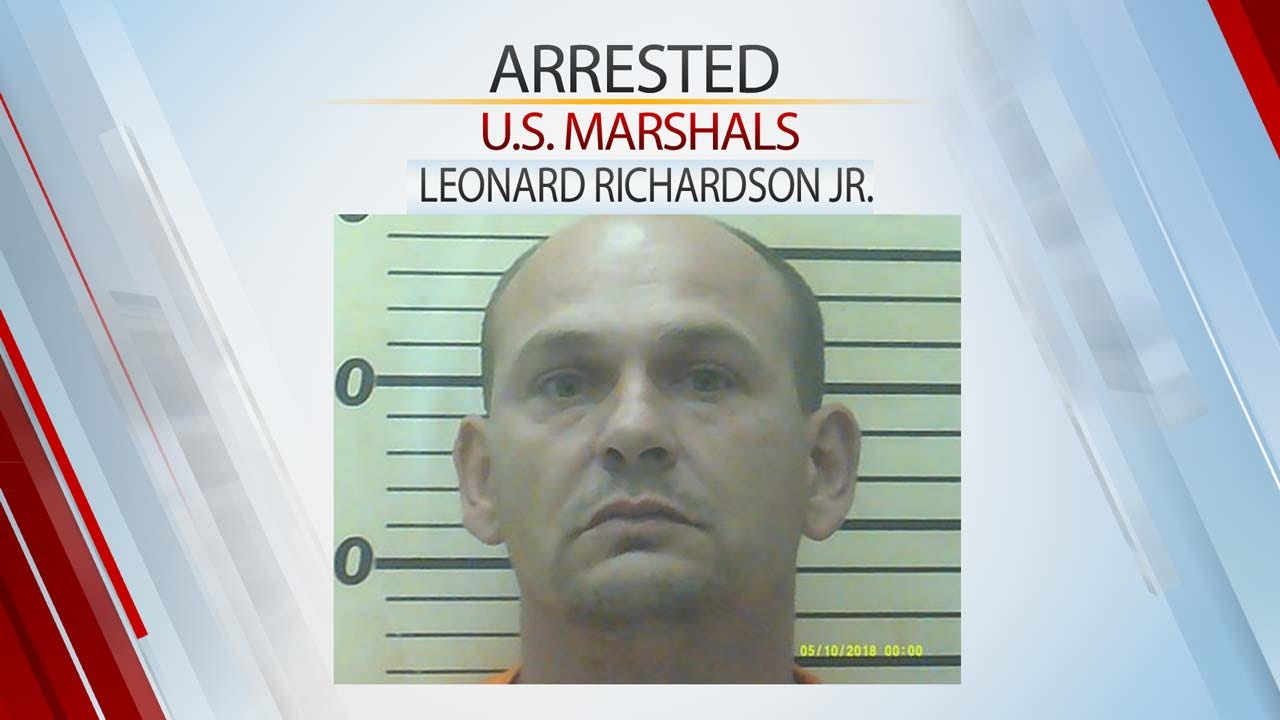 U.S. Marshals Arrest Man Accused Of Threatening Someone With A Hatchet