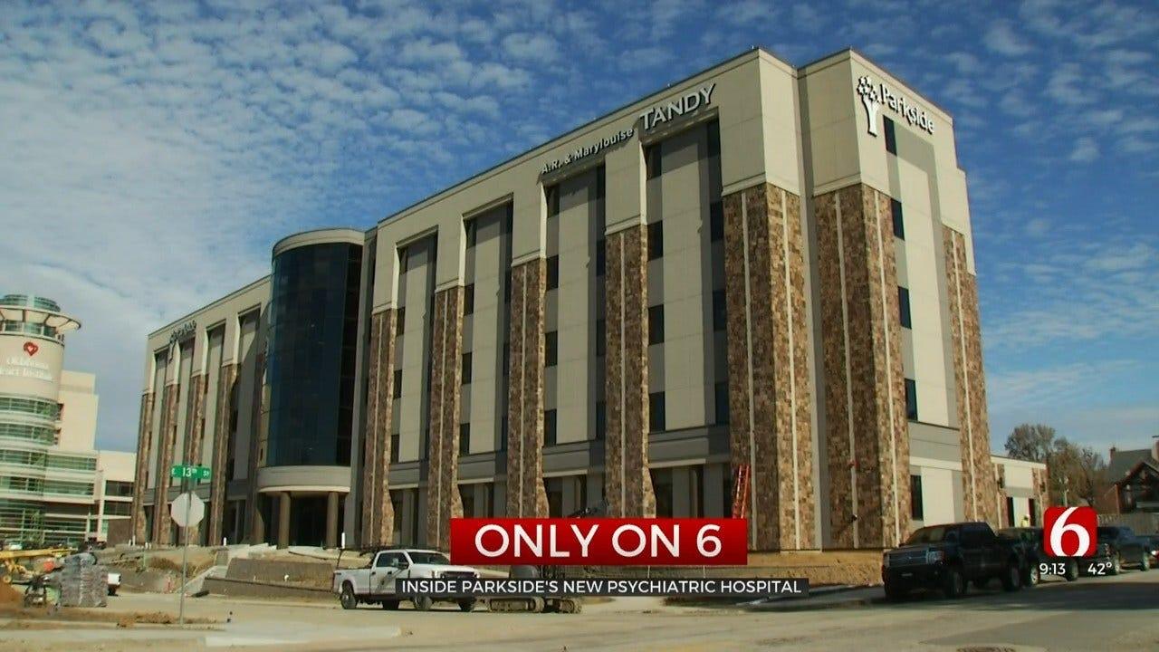 New Tulsa Hospital Aims To Improve Mental Health Treatment