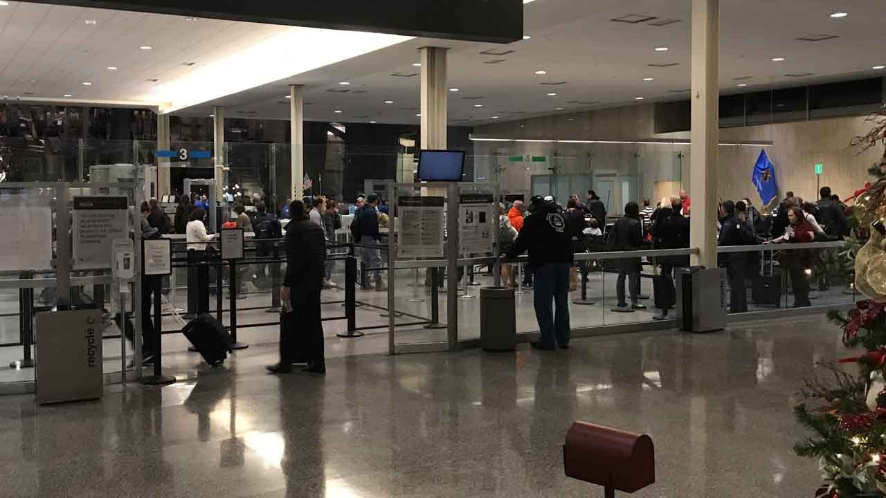 Tulsa International Airport Advises Thanksgiving Travelers To Arrive Early
