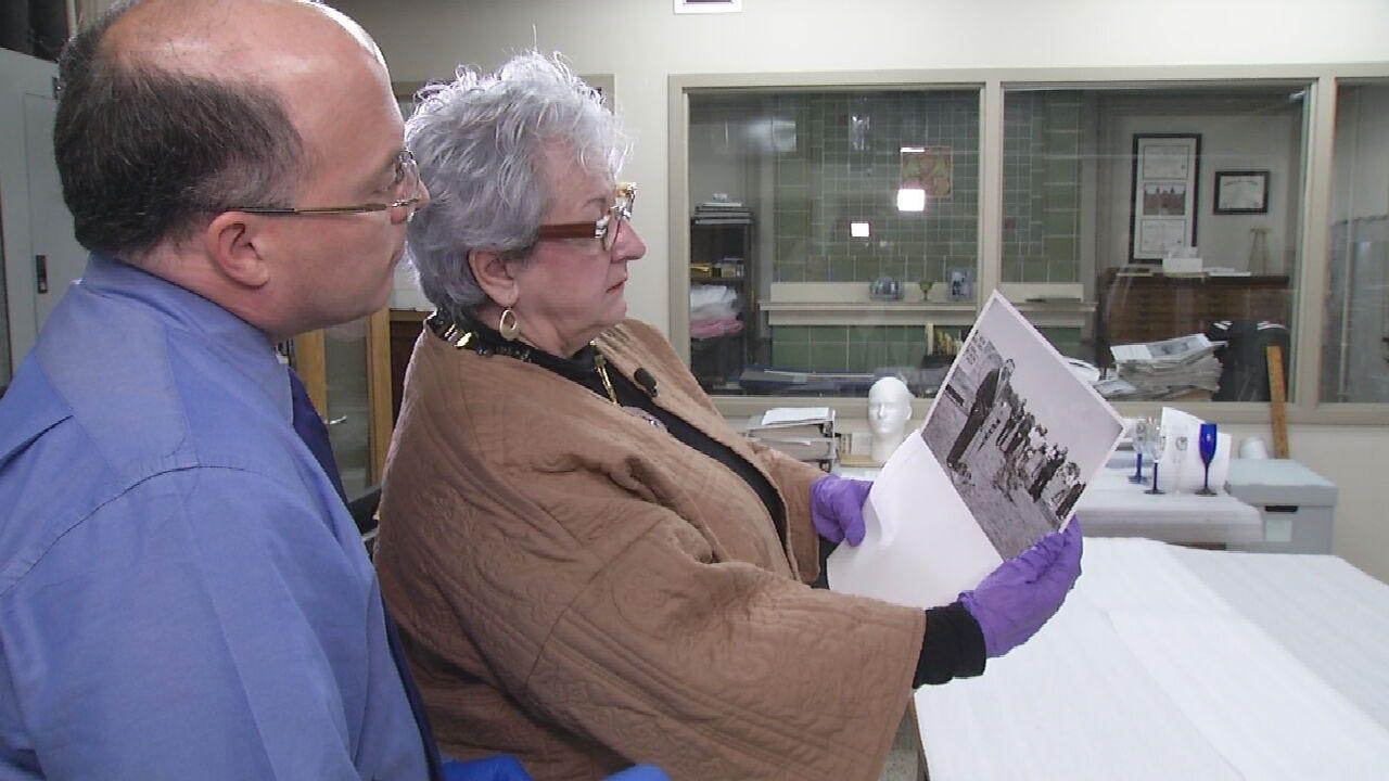 KOTV Documented In Tulsa Historical Society Archives