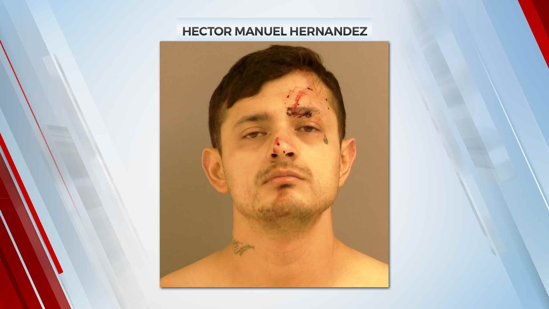 Sand Springs Man Accused Of Killing Woman In Crash Scheduled For Court