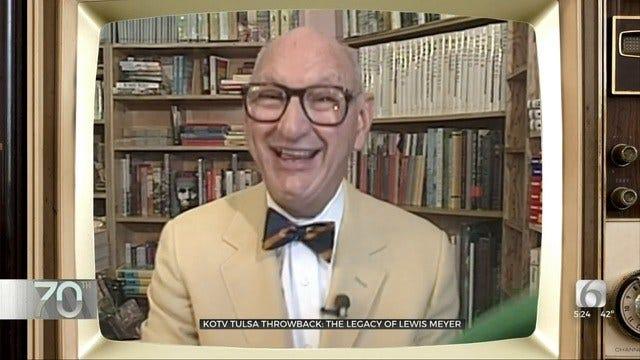 News On 6 Celebrates The Legacy Of Lewis Meyer