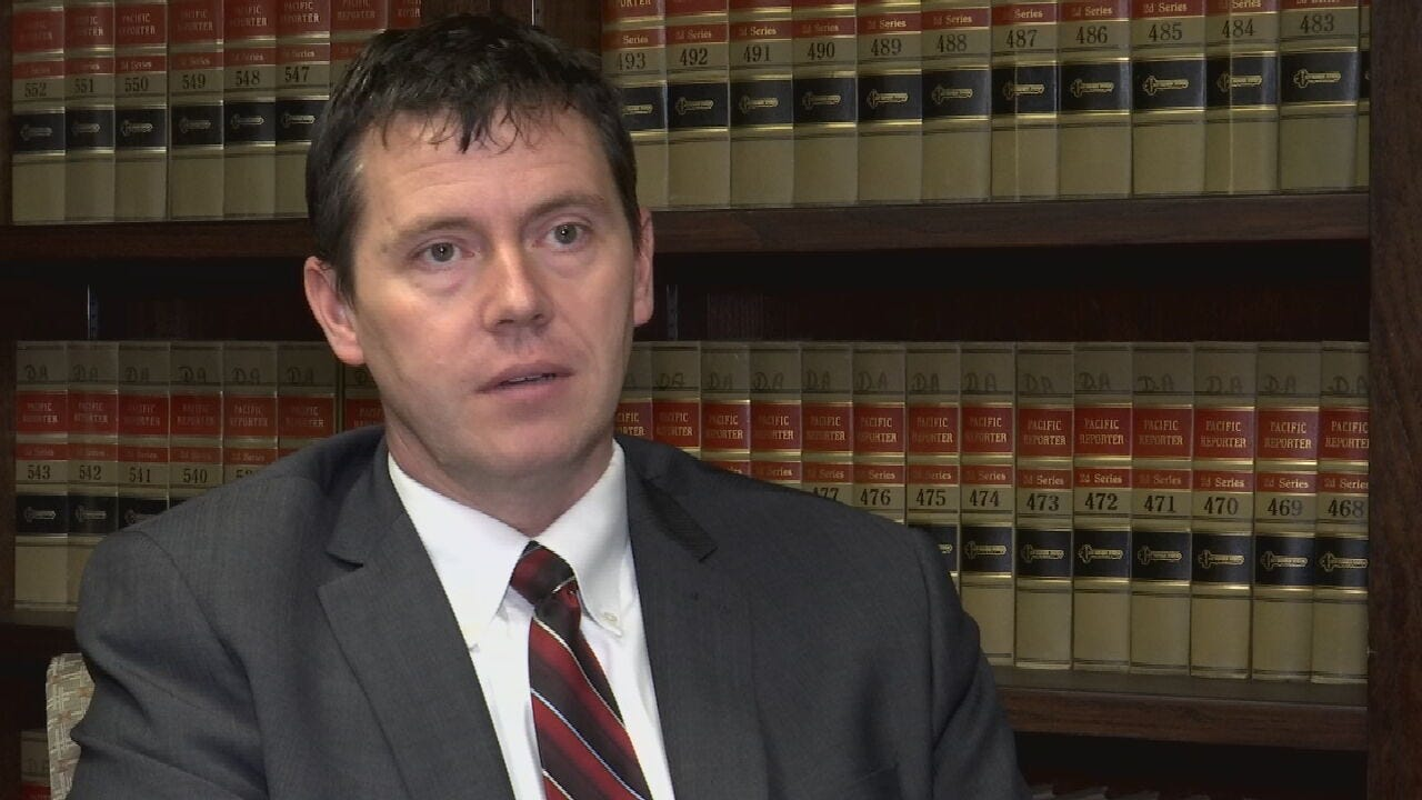 Tulsa County Assistant DA Attacked By Convicted Man After Verdict