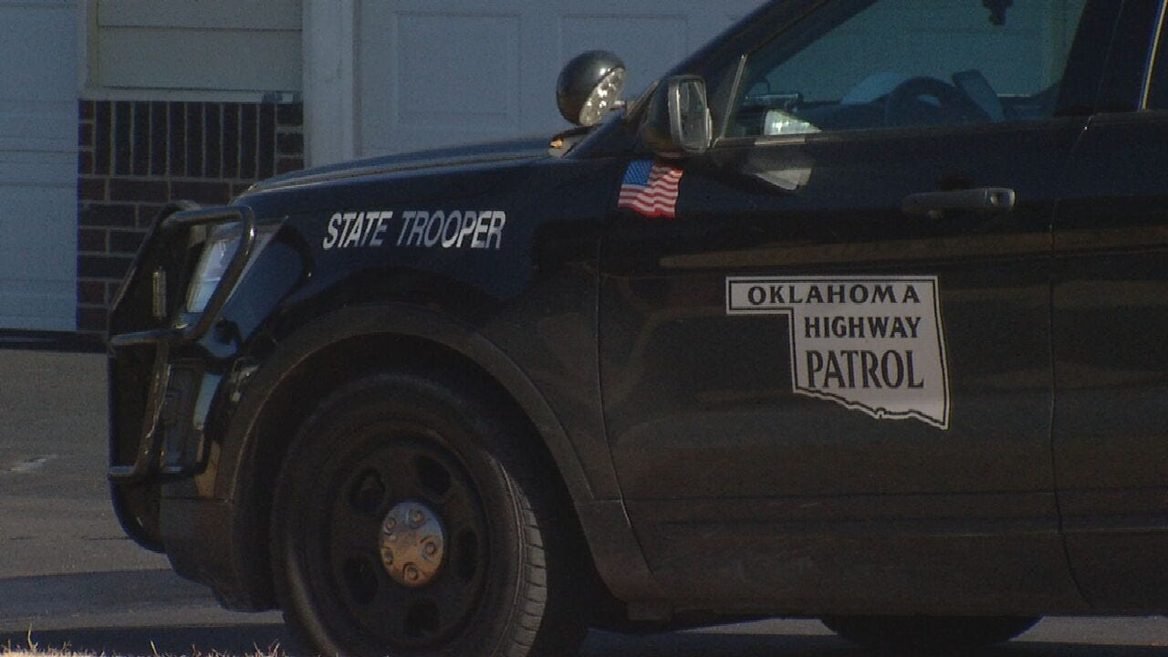Suspect In Custody After OHP Pursuit Near Catoosa