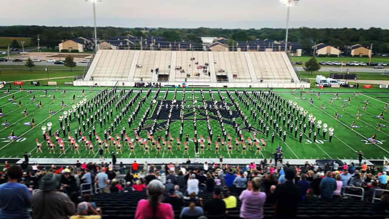 Broken Arrow Wins 18th Straight OBA State Marching Band Championship