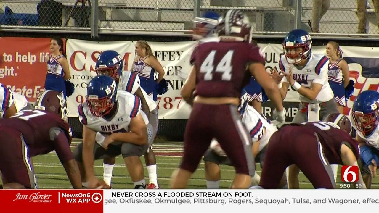 District Title Up For Grabs Friday In Bixby