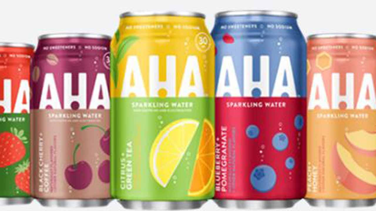 Coca-Cola Launches New Line Of Flavored Seltzers