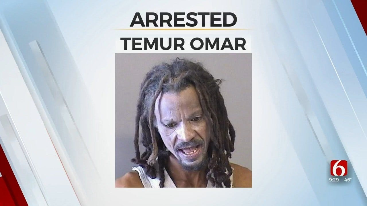 Tulsa Police: Man In Custody, Accused Of Setting Fire To Home With People Inside