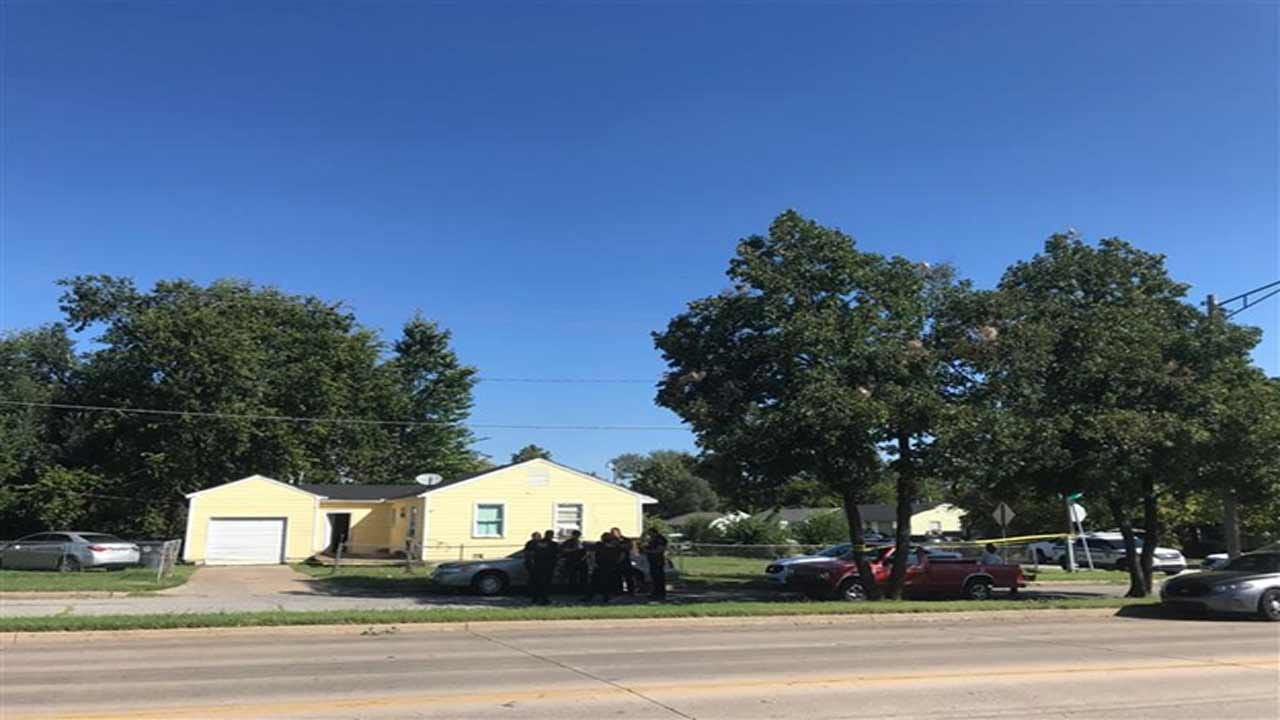 1 Wounded In Shooting Outside Tulsa Home