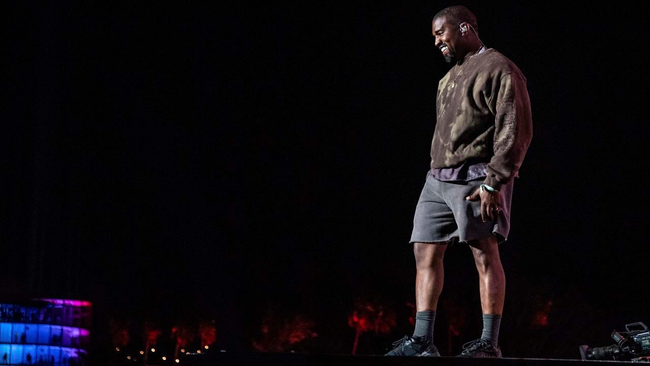 Kanye West Reportedly Says He'll Only Do Gospel Music From Now On